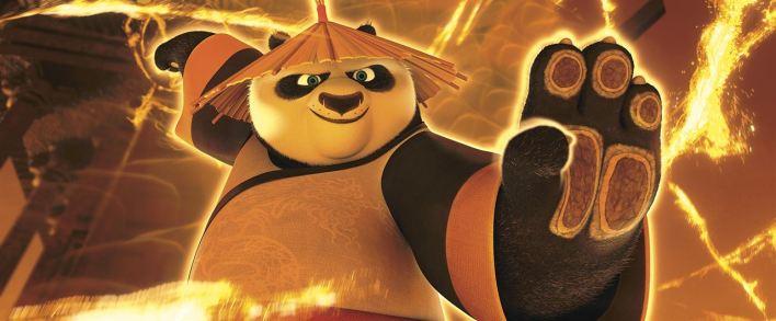 Kung Fu Panda 3-5