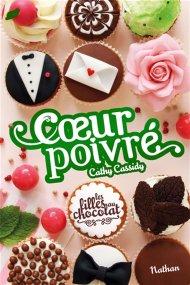 Les filles au chocolat - Tome 5 ¾ Coeur poivré de Cathy Cassidy