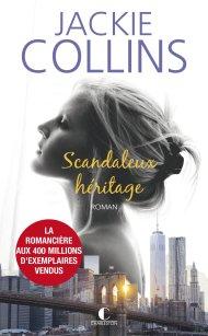Scandaleux héritage de Jackie Collins