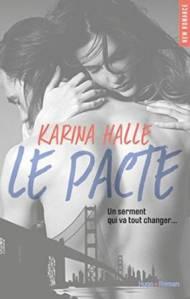 Le Pacte de Karina Halle