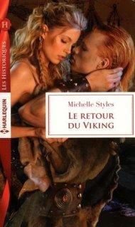 Le retour du viking de Michelle Styles