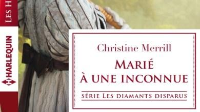 Photo de Marié à une inconnue de Christine Merrill