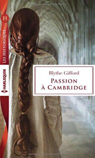 Passion à Cambridge de Blythe Gifford