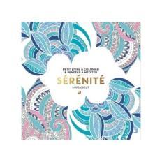Petit livre à colorier - Sérénité
