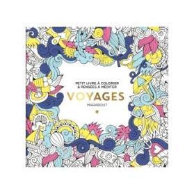 Petit livre à colorier - Voyages