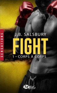 Fight Tome 1 - Corps à corps de J-B Salsbury