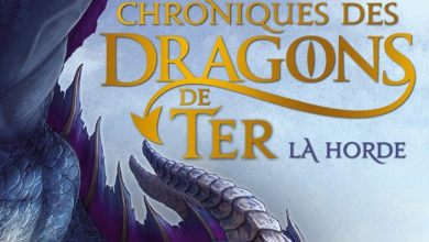 Photo of Chroniques des dragons de Ter de Chris D'Lacey