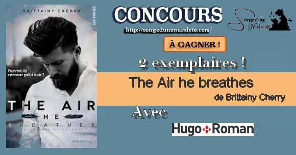 concours the air he breathes