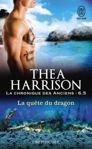 la quête du dragon la chronique des anciens 6.5 Thea harrison
