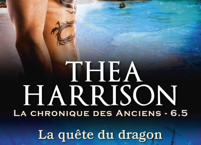 Photo de La quête du dragon de Thea Harrison