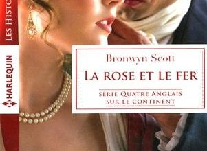 Photo of La rose et le fer de Bronwyn Scott