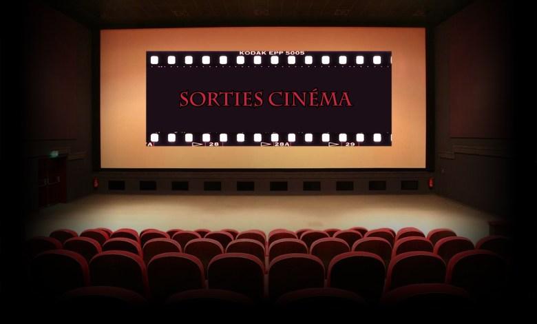Photo of Sorties cinéma 30/11/2016