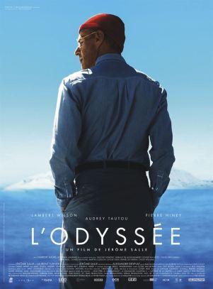 Odyssée Film affiche