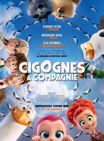 Cigognes et compagnie Affiche Film