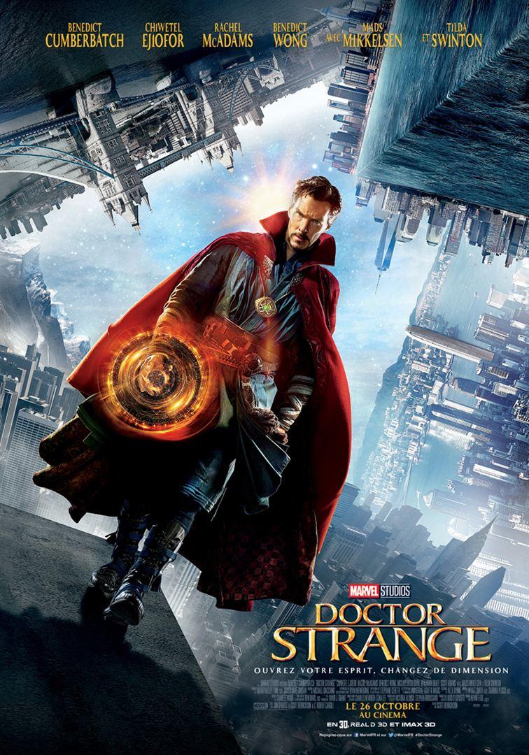 Doctor Strange de Scott Derrickson