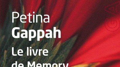 Photo de Le livre de Memory de Petina Gappah