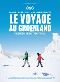 Le voyage au Groenland - Affiche