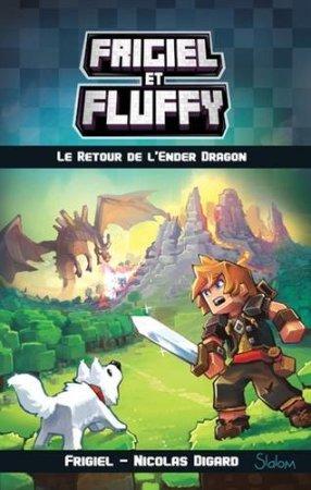 Frigiel et fluffy, enger dragon - couverture