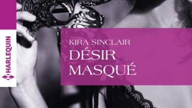 Photo de Désir Masqué, de Kira Sinclair