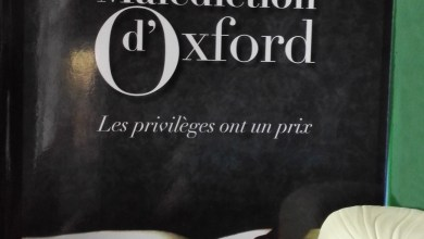 Photo of La Malédiction d'Oxford de Ann A. McDonald