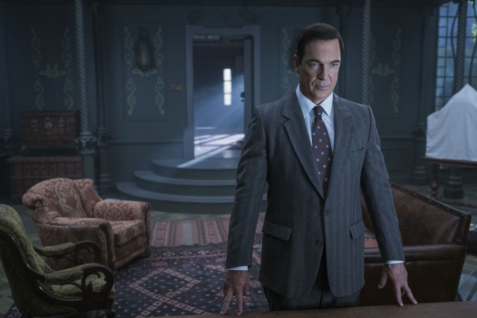Lemony Snicket interprété par Patrick Warburton