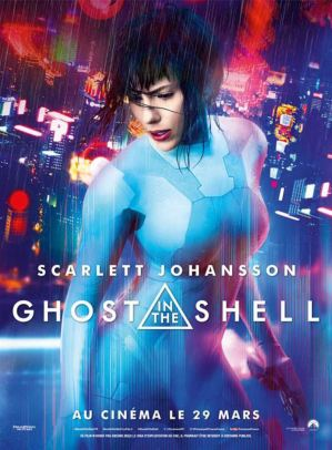 Ghost in the Shell - Affiche