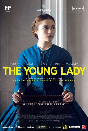 The Young Lady - Affiche