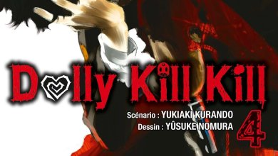 Photo de Dolly Kill Kill Tome 4 de Yukiaki Kurando