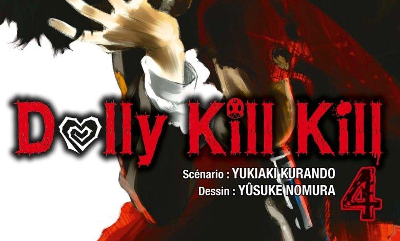 Photo of Dolly Kill Kill Tome 4 de Yukiaki Kurando