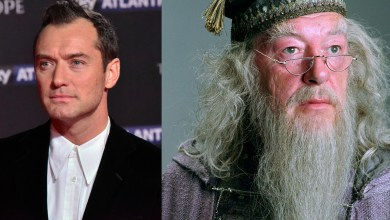Photo of [Infos] Jude Law sera Albus Dumbledore !