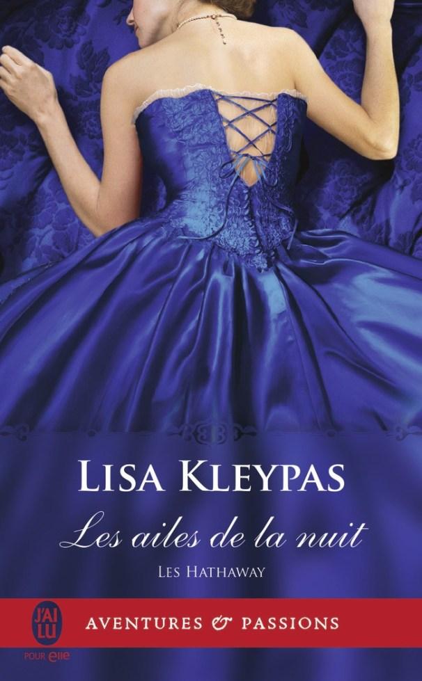 Les Hathaway Tome 1 : Les ailes de la nuit de Lisa Kleypas