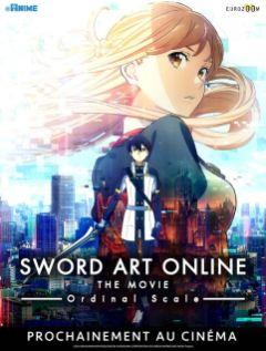 Sword Art Online - Affiche