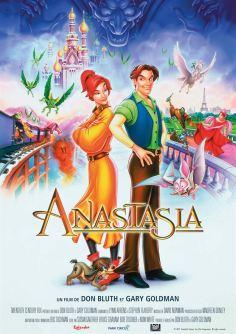 Anastasia - Affiche