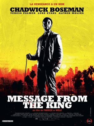 Message from the King - Affiche