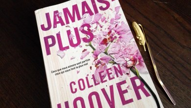 Photo of Jamais plus de Colleen Hoover