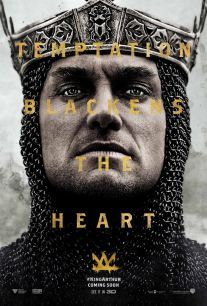 Le roi Arthur- Affiche3