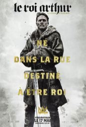 Le roi Arthur- Affiche4