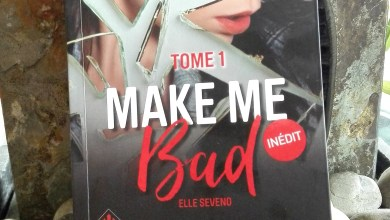 Photo of Make Me Bad Tome 1 de Elle Seveno