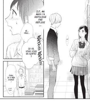 Plus Jeune que Moi - Chihiro Hiro-Akata- 1