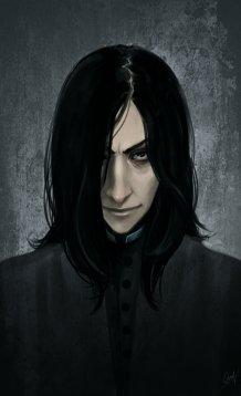 Snape by Kyla79