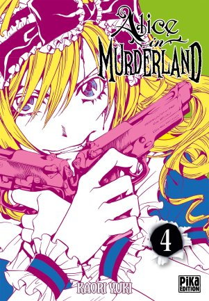 Alice un Murderland - Tome 4