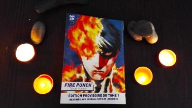 Photo of Fire Punch Tome 1 de Tatsuki Fujimoto