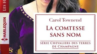 Photo de La comtesse sans nom de Carol Townend