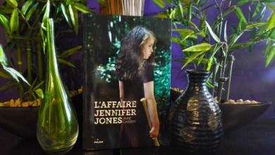 Photo de L'affaire Jennifer Jones de Anne Cassidy