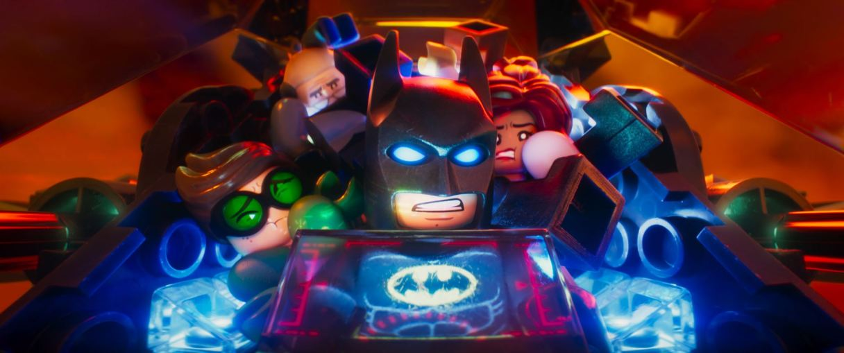Lego Batman, le Film de Chris McKay - 005