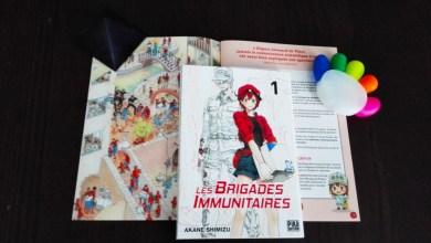Photo of Les Brigades Immunitaires Tome 1 de Akane Shimizu