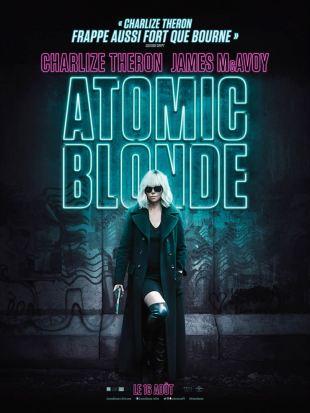 Atomic Blonde - Affiche