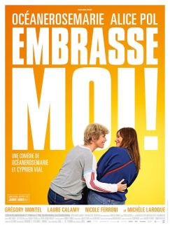 Embrasse-moi - Affiche