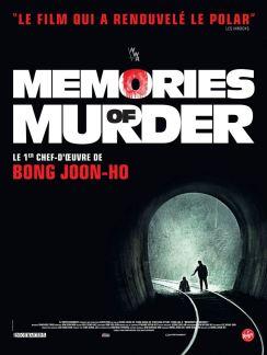Memories of Murder - Affiche