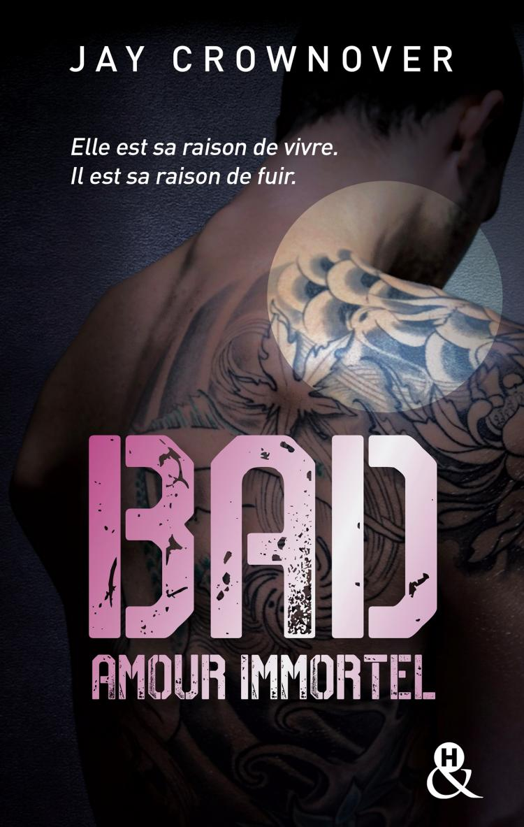 Amour Immortel de Jay Crownover